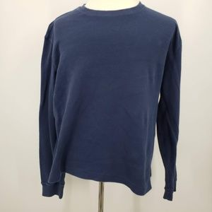 Brooks Brothers Mens Sweater Waffle Knit Vintag